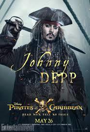 ESTA YA LA HE VISTO:  Piratas del caribe: la venganza de Salazar